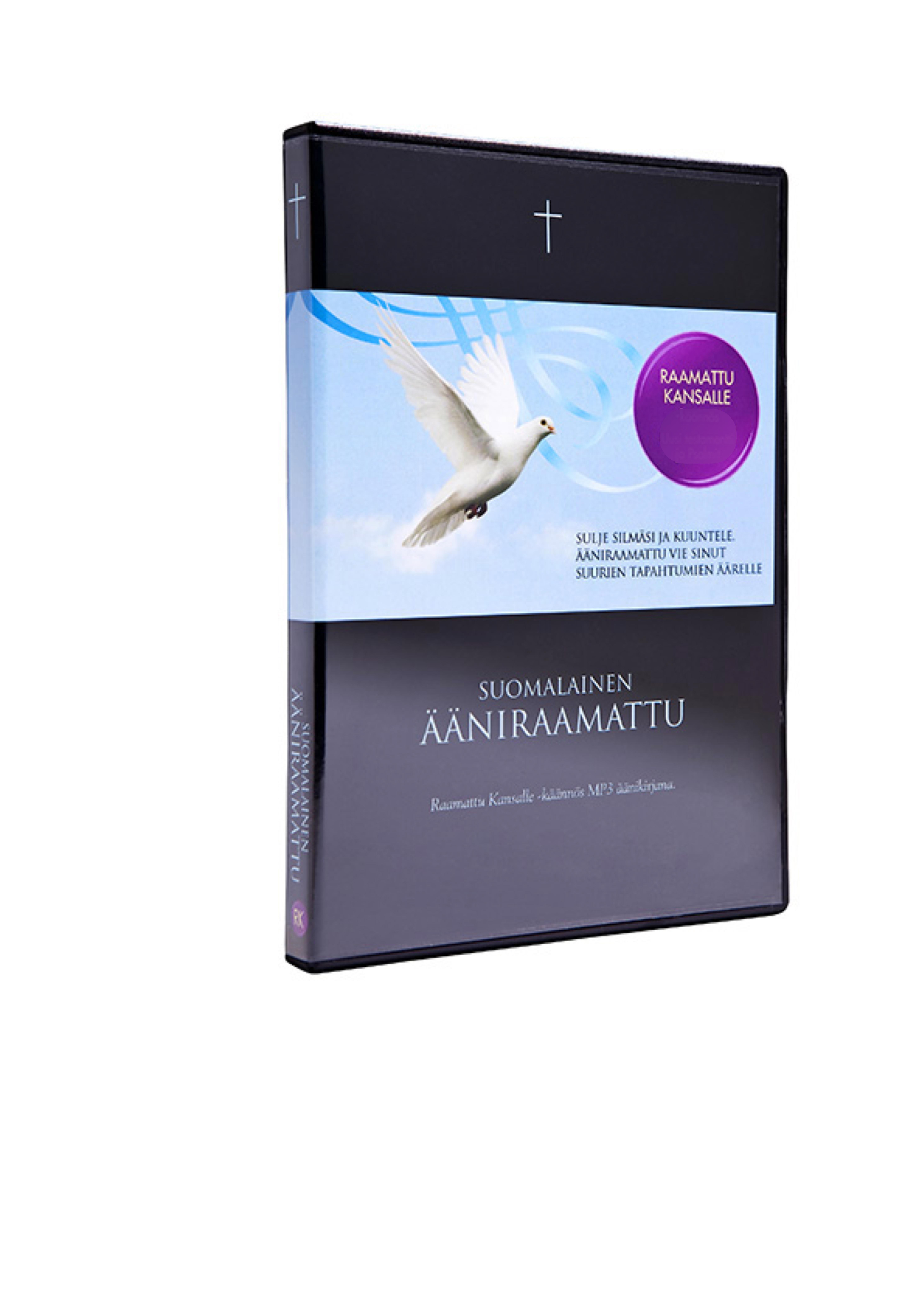 Raamattu Kansalle, koko Raamattu, Mp3-levyillä